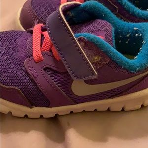 Purple Nike's
